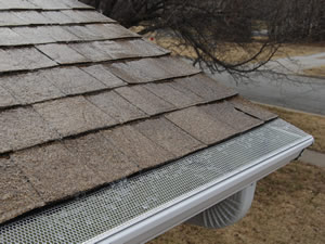 Mil Finish Gutter by S&A Construction
